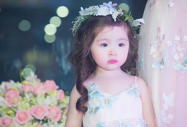 Những công chúa nhà sao Việt tương lai nên đi thi hoa hậu - page 2 - 1