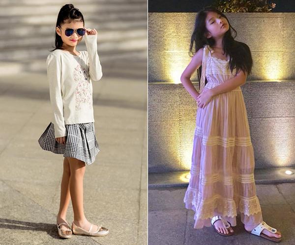 Những công chúa nhà sao Việt tương lai nên đi thi hoa hậu - 9