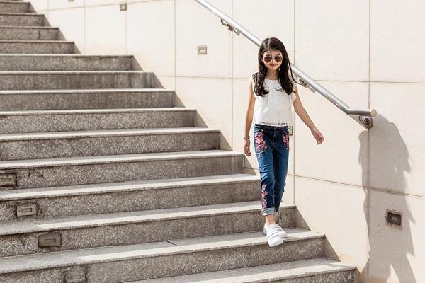 Những công chúa nhà sao Việt tương lai nên đi thi hoa hậu - 7