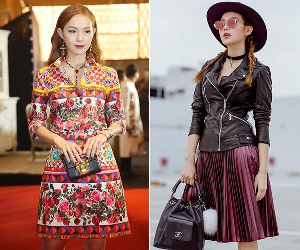 Minh Hằng: Từ cô bé bán quần áo si đa đến ngôi sao có tài sản triệu đô - 4