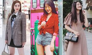 Sao Việt diện street style đa phong cách đi chơi ngày đầu hè