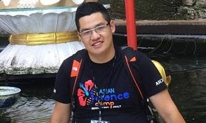 Chàng trai Nam Định - từ con số 0 đến giành học bổng của 20 đại học thế giới