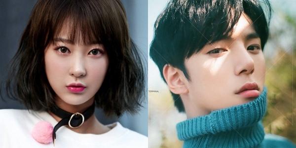 Hye Lin tự mình lên tiếng phủ nhận chuyện hẹn hò.