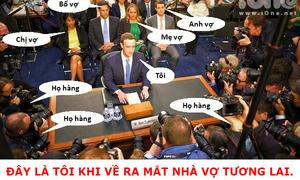 Sau phiên điều trần, Mark Zuckerberg được chế ảnh nhiều nhất mạng xã hội