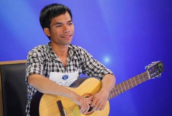 Hình ảnh Ya Suy tại cuộc thi VietNam Idol 2012.