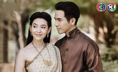 Cặp đôi diễn viên chính trong Nhân duyên tiền định.