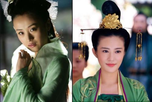 5 mỹ nhân bị ghẻ lạnh bậc nhất trong các phim kiếm hiệp Kim Dung - 1