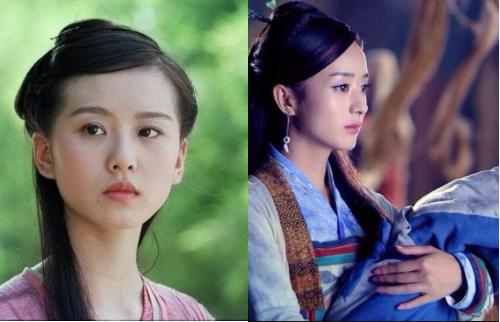 5 mỹ nhân bị ghẻ lạnh bậc nhất trong các phim kiếm hiệp Kim Dung