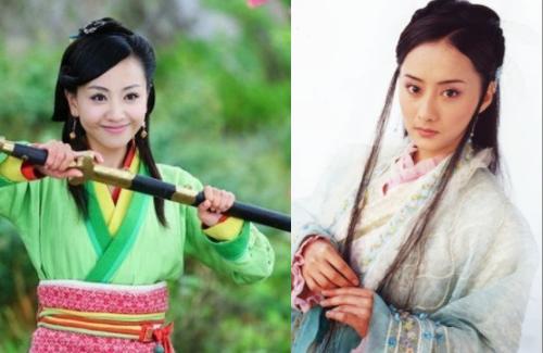 5 mỹ nhân bị ghẻ lạnh bậc nhất trong các phim kiếm hiệp Kim Dung - 4