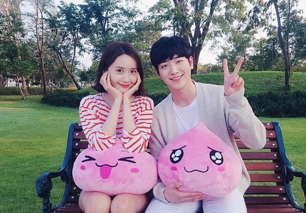 Yoon Ah và Seo Kang Joon