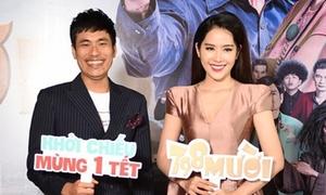 Nam Em 'đau' khi xem clip chuyện tình Kiều Minh Tuấn - Cát Phượng