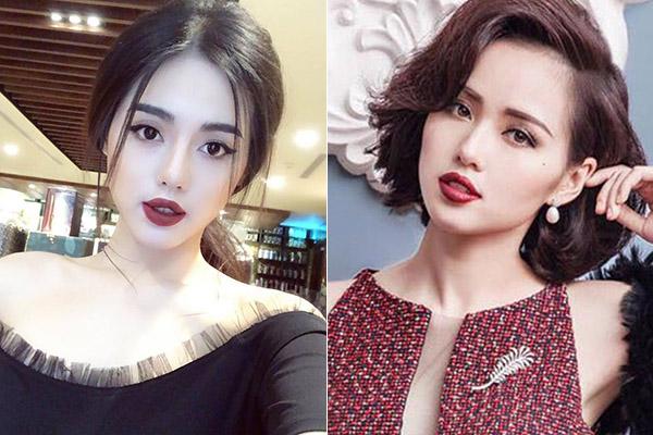 4 cặp mỹ nhân Việt chẳng họ hàng mà giống nhau như chị em - 3