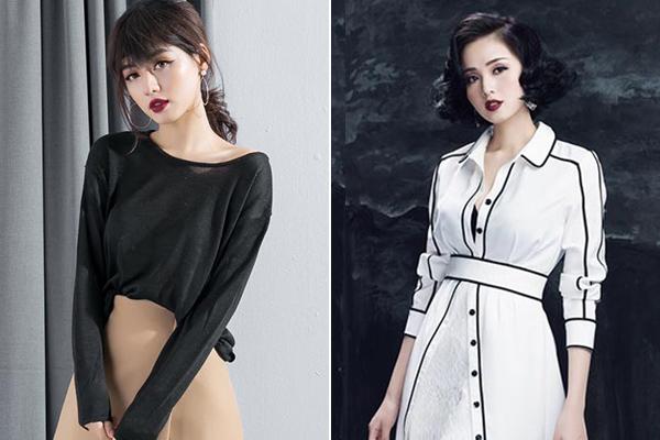 4 cặp mỹ nhân Việt chẳng họ hàng mà giống nhau như chị em - 5