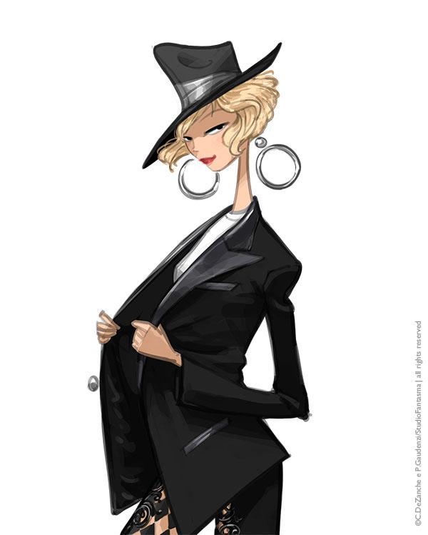 12 chòm sao hóa thân thành các fashionista thời thượng trên tạp chí