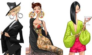 Gu thời trang sang chảnh đẳng cấp fashionista của 12 chòm sao trên tạp chí