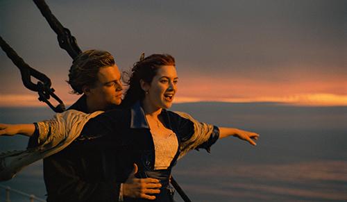 Cảnh phim nổi tiếng của Titanic khiến Kate Winslet suýt chết