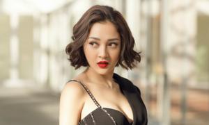 Bảo Anh sexy dự ra mắt bom tấn 'Avengers' tại Singapore