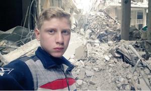 Cảnh sống thiếu thốn và nghị lực của giới trẻ Syria