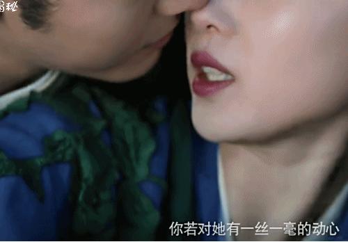 4 nụ hôn bị ném đá nhiều nhất trên màn ảnh Hoa ngữ - 2