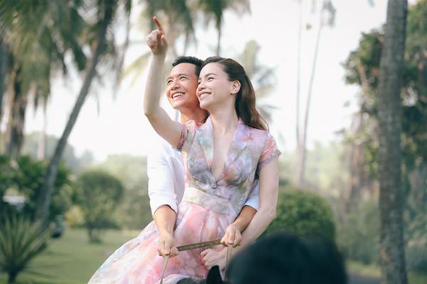 Loạt câu nói ngọt ngào của Kim Lý khiến Hà Hồ muốn cưới ngay - 4