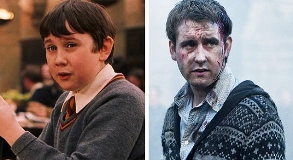 Sao Hollywood thay đổi thế nào sau chục năm gắn bó với một series phim