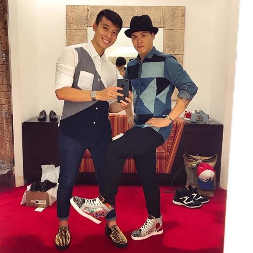 Hành trình nên duyên vợ chồng của John Huy Trần và bạn trai đồng tính - 4
