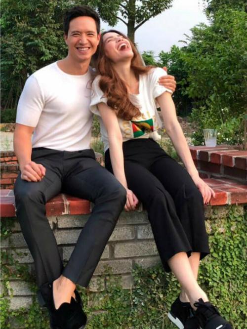 Loạt câu nói ngọt ngào của Kim Lý khiến Hà Hồ muốn cưới ngay - 1