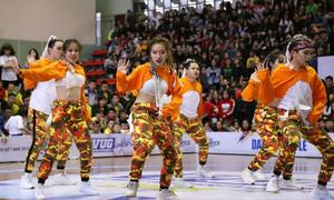 Trai xinh gái đẹp Hà Nội nhảy cực chất tại dance battle