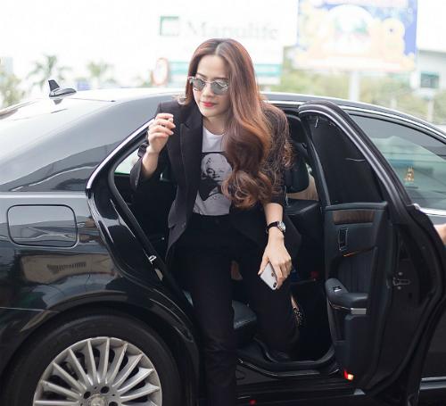Nam Em tái xuất như sao Hàn sao scandal tình cảm với Trường Giang