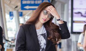 Nam Em tái xuất sang chảnh sau scandal với Trường Giang
