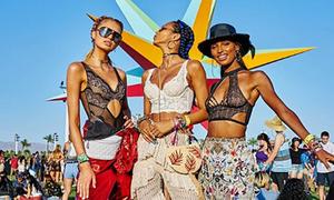 Gái Mỹ đọ sexy trong lễ hội quy tụ nhiều nàng sành điệu nhất