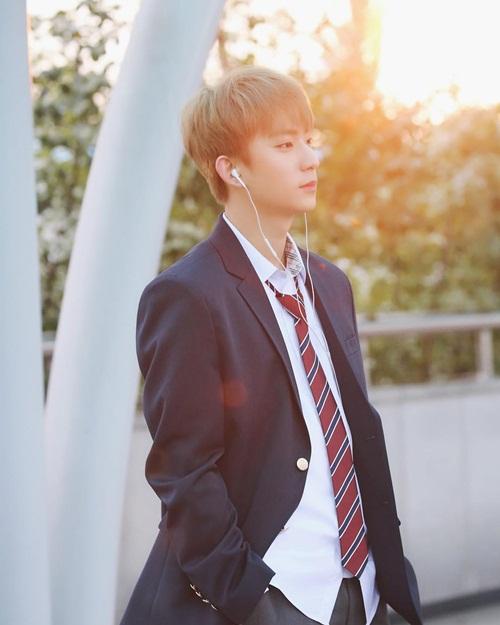 Gong Chan (B1A4)