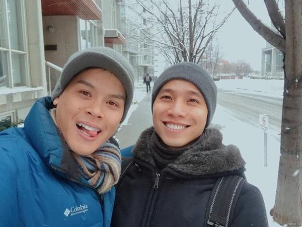 Hành trình nên duyên vợ chồng của John Huy Trần và bạn trai đồng tính - 2