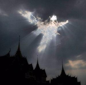 Trắc nghiệm: Đám mây nào có hình dáng giống thiên thần nhất?