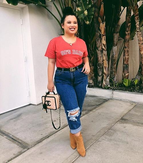 Beauty blogger Thái gốc Việt khiến bạn đổi quan niệm béo là xấu - 6
