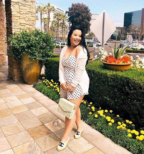 Beauty blogger Thái gốc Việt khiến bạn đổi quan niệm béo là xấu - 8