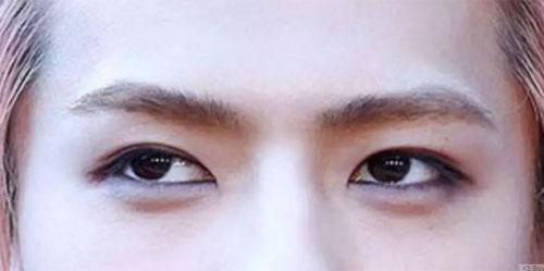 Trổ tài đoán các thành viên EXO chỉ qua đôi mắt - 3