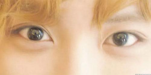 Trổ tài đoán các thành viên EXO chỉ qua đôi mắt - 4