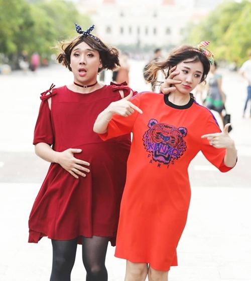 Trấn Thành sẽ cùng vợ Hari Won tham dự chương trình.