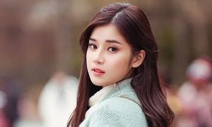 Hoàng Yến Chibi đẹp trong veo ở Hàn Quốc