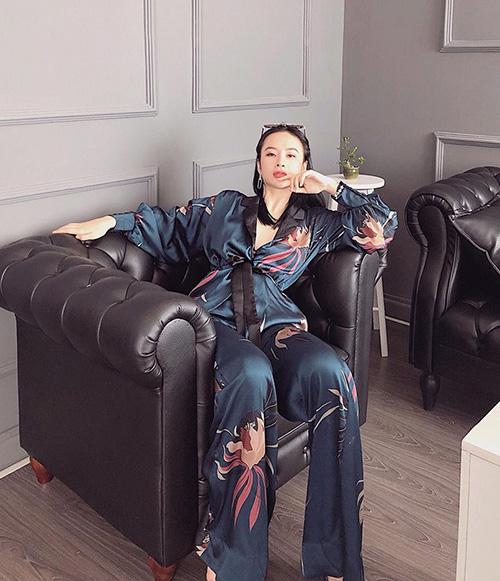 Angela Phương Trinh chứng minh sự quyến rũ không đến từ việc khoe vòng ba - 8