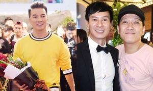 Dàn sao chúc mừng Lý Hải - Minh Hà ra mắt phim 'Lật mặt 3'