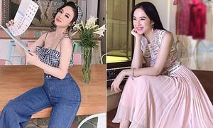 Angela Phương Trinh chứng minh sự quyến rũ không đến từ việc khoe vòng ba