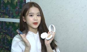 Linh Ka hướng dẫn makeup đi học hàng ngày siêu nhanh
