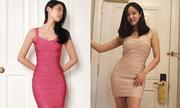 Kiểu váy chỉ những sao Hàn dáng chuẩn nhất mới dám mặc