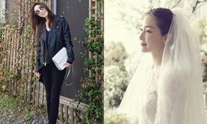 Cuộc sống của Choi Ji Woo sau khi lấy chồng kém 13 tuổi