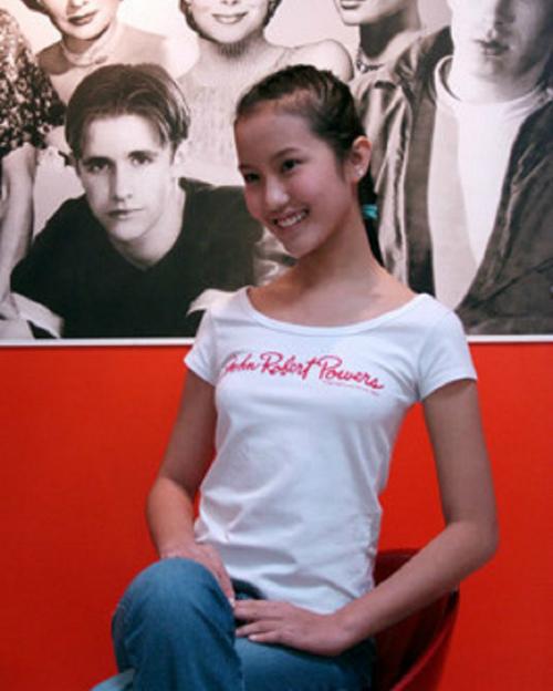 Càng lớn, Primmy Trương càng xinh đẹp, duyên dáng.