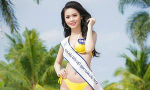 Tân Hoa hậu Biển Việt Nam toàn cầu giải thích tin đồn bằng cấp 3 thiếu minh bạch