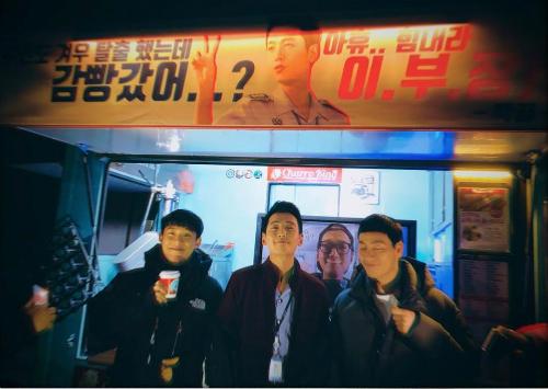 Sao Hàn tặng quà hoành tráng cho bạn bè trong Kbiz - 5