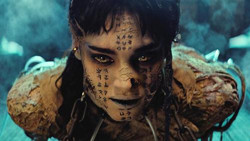Ahmanet - nhân vật phản diện vô dụng nhất phim.